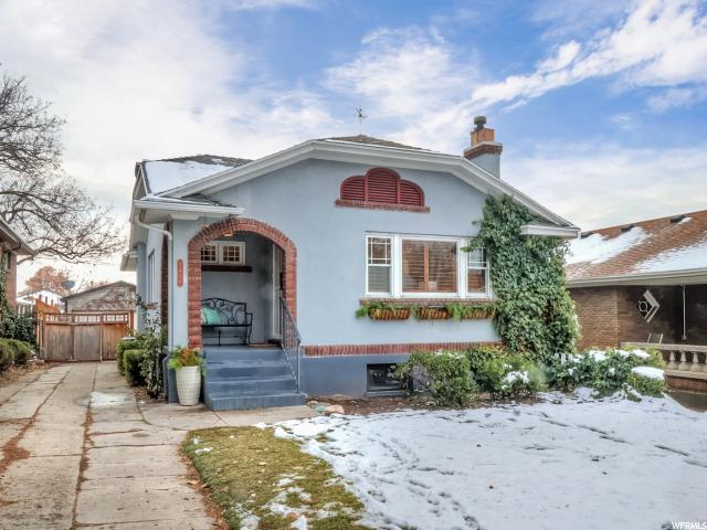 1476 E 1300 S, Salt Lake City UT 84105
