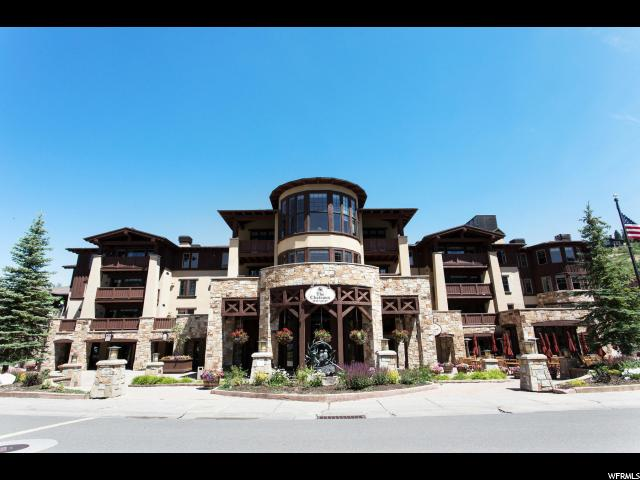 7815 ROYAL ST E Unit A 418, Park City UT 84060