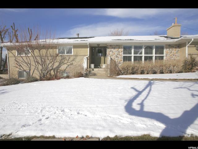 2825 E CRAIG DR, Salt Lake City UT 84109