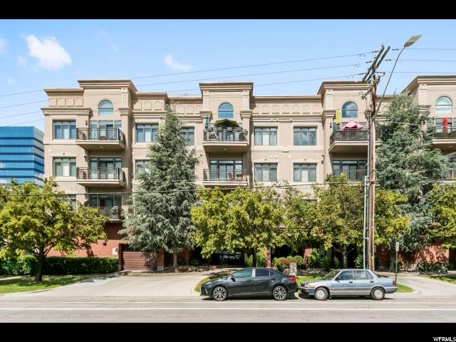 Home for sale at 150 S 300 East #301, Salt Lake City, UT 84111. Listed at 279900 with 1 bedrooms, 1 bathrooms and 853 total square feet
