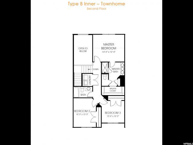 4357 W BURWELL BURWELL Unit 82 Herriman, UT 84096 - MLS #: 1573909
