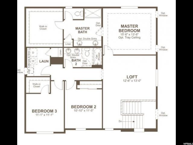 2062 N ELDERBERRY ELDERBERRY Unit 214 Saratoga Springs, UT 84045 - MLS #: 1573981