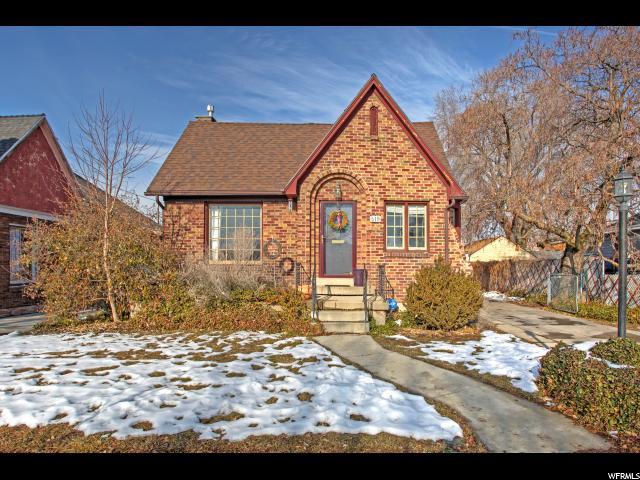 519 BROWNING S, Salt Lake City, Utah 84105, 2 Bedrooms Bedrooms, ,1 BathroomBathrooms,Single family,For sale,BROWNING,1574667