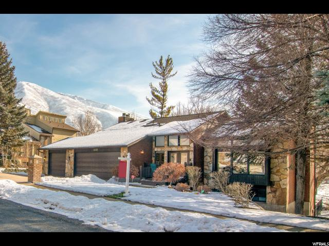 1698 E HIDDEN VALLEY CLUB DR, Sandy UT 84092