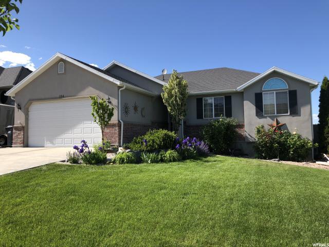 184 W WRANGLER AVE, Saratoga Springs UT 84045