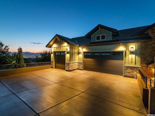 3877 E Alta Approach S, Sandy, Utah 84092, 4 Bedrooms Bedrooms, ,5 BathroomsBathrooms,Single family,For sale,E Alta Approach S,1577270