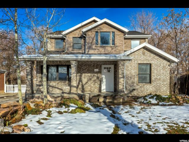 2063 E STRATFORD DR, Salt Lake City UT 84109