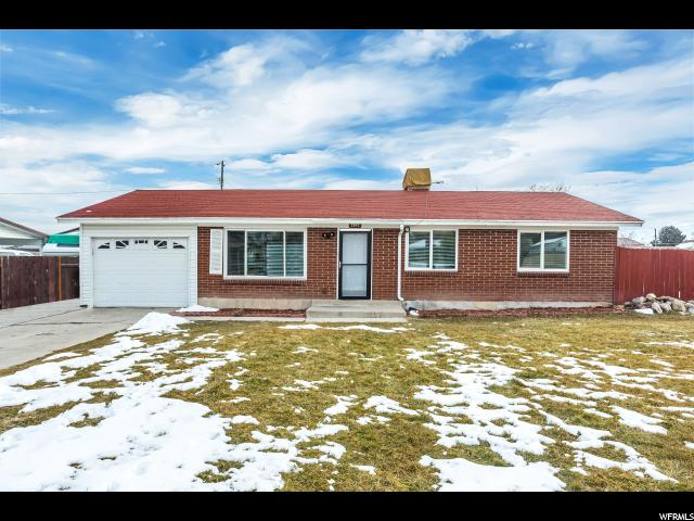 3895 S 3520 W, West Valley City UT 84119