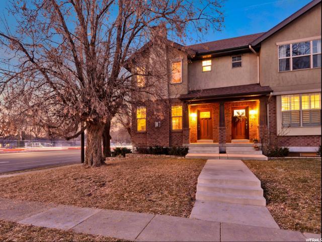 707 E HARRISON, Salt Lake City, Utah 84105, 4 Bedrooms Bedrooms, ,2 BathroomsBathrooms,Townhouse,For sale,HARRISON,1578856