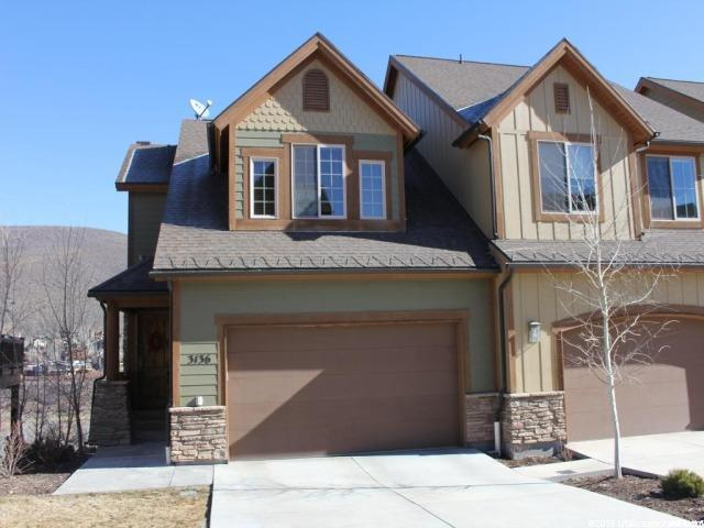 3136 W LOWER SADDLEBACK RD, Park City UT 84098