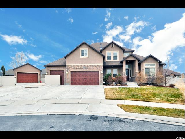 3682 W IRIS GLEN CT, South Jordan UT 84009