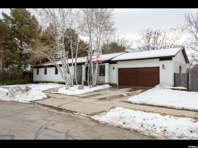 Home for sale at 962 E Northbonneville, Salt Lake City, UT  84103. Listed at 979900 with 5 bedrooms, 3 bathrooms and 3,228 total square feet