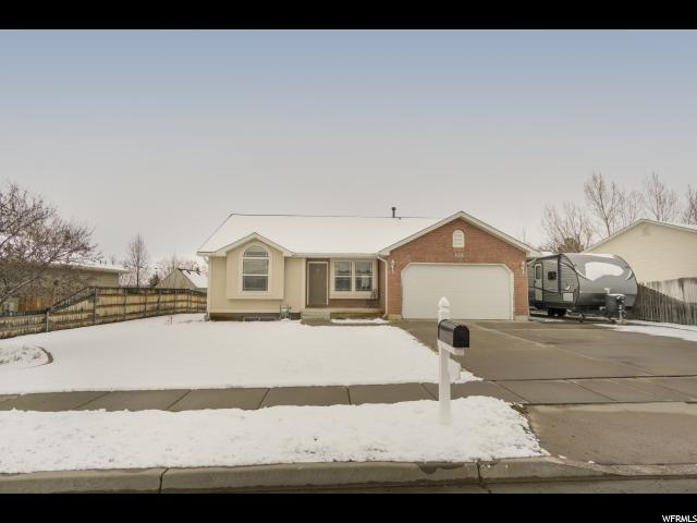 628 Independence Circle Perry Utah 84302 Single Family For Sale