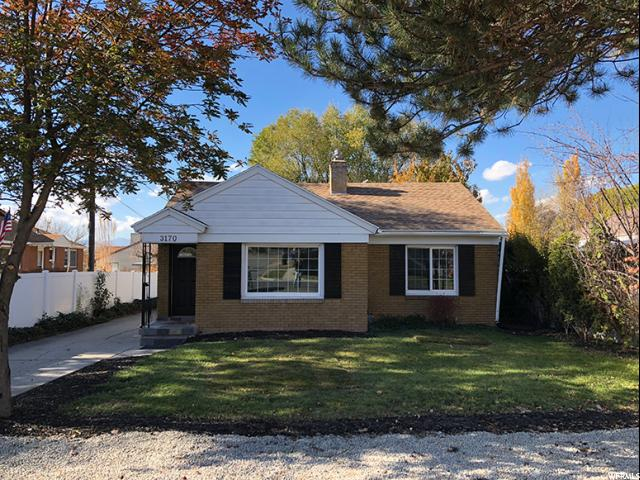 Home for sale at 3170 S Kenwood St, Salt Lake City, UT 84106. Listed at 429000 with 3 bedrooms, 2 bathrooms and 1,656 total square feet