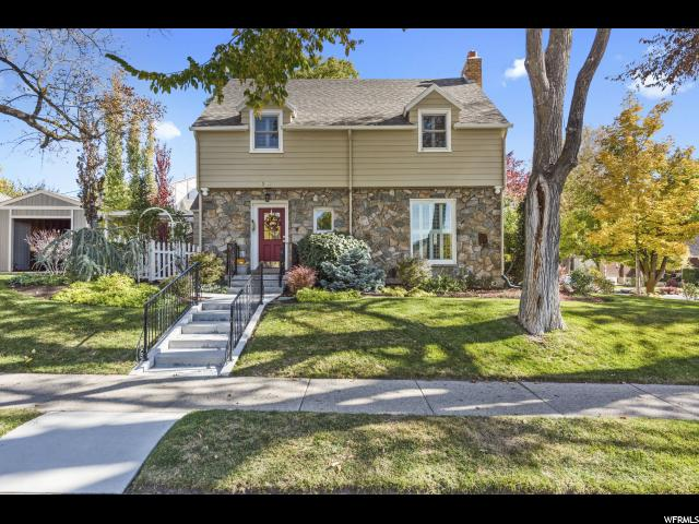 Home for sale at 923 S 1500 East, Salt Lake City, UT  84105. Listed at 689000 with 5 bedrooms, 2 bathrooms and 2,606 total square feet
