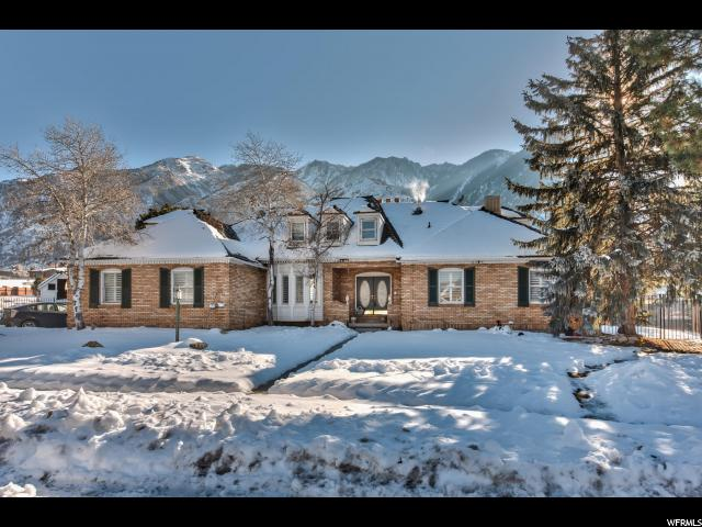 11613 S HIGH MOUNTAIN DR, Sandy UT 84092