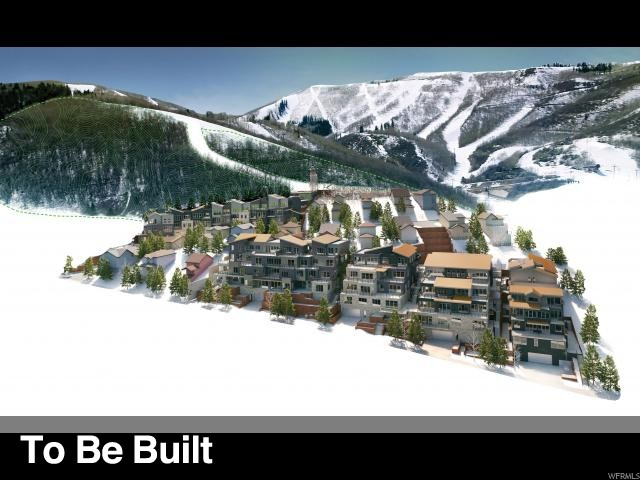 1271 LOWELL AVE Unit C201, Park City UT 84060