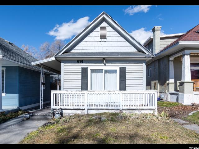 Home for sale at 835 E Harrison Ave, Salt Lake City, UT  84105. Listed at 194900 with 1 bedrooms, 1 bathrooms and 778 total square feet