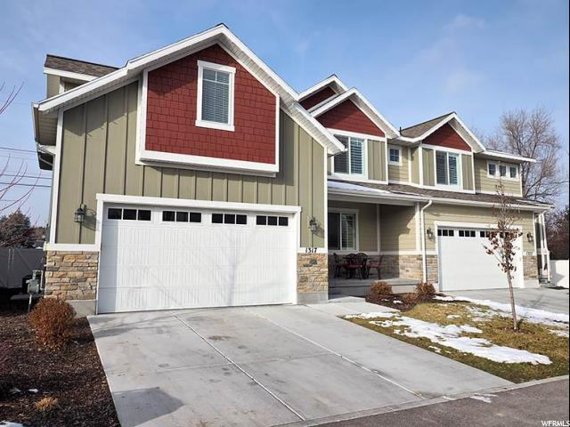 1317 E OLD ERICKSON S, Sandy, Utah 84094, 4 Bedrooms Bedrooms, ,2 BathroomsBathrooms,Townhouse,For sale,OLD ERICKSON,1582623