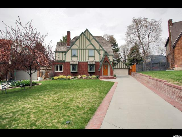 1413 E LAIRD S, Salt Lake City, Utah 84105, 4 Bedrooms Bedrooms, ,2 BathroomsBathrooms,Single family,For sale,LAIRD,1583401