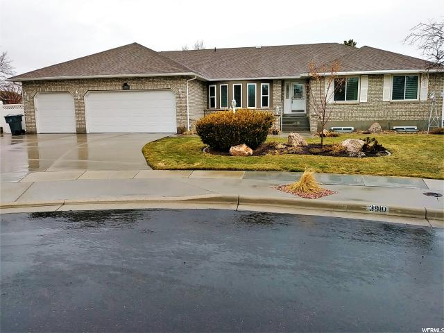 3910 W LEICESTER BAY CIR, South Jordan UT 84009