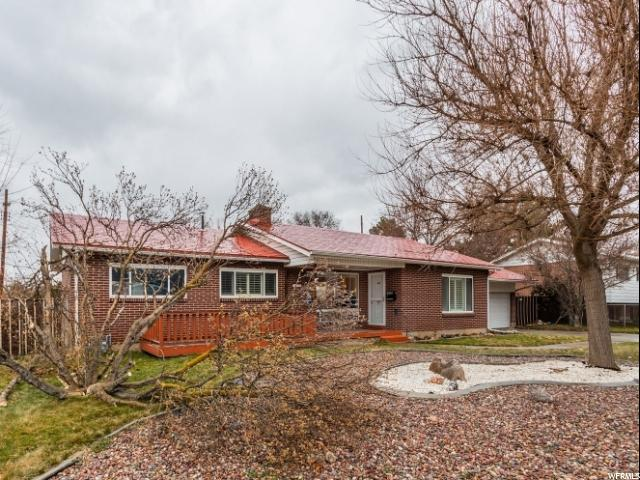 1929 E Moor Mont S DR, Holladay, Utah 84117, 3 Bedrooms Bedrooms, ,2 BathroomsBathrooms,Single family,Under Contract,E Moor Mont S DR,1585043