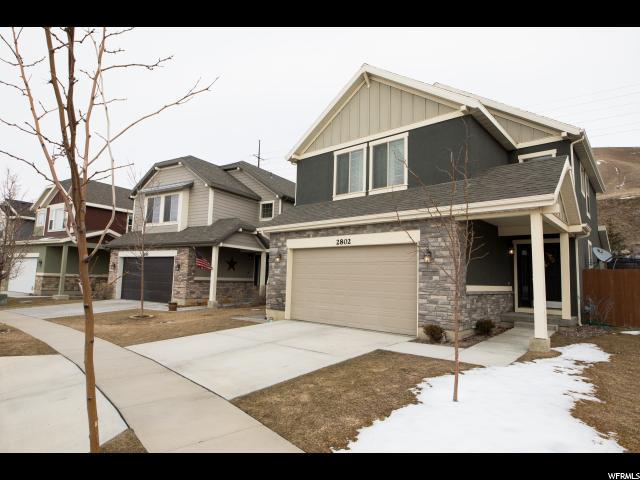 2802 W Bear Ridge Way Lehi, UT 84043 MLS# 1585352