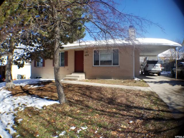 4159 S KING VALLEY WAY, West Valley City UT 84128