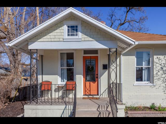 1845 S 800 E, Salt Lake City, Utah 84105, 2 Bedrooms Bedrooms, ,1 BathroomBathrooms,Single family,For sale,800,1587431