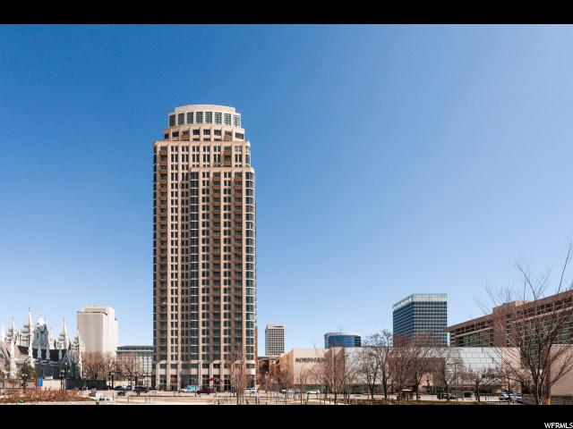 Home for sale at 99 W South Temple St #2401, Salt Lake City, UT  84101. Listed at 769000 with 2 bedrooms, 2 bathrooms and 1,326 total square feet