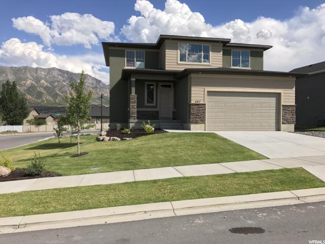 467 TRAVERTINE, Santaquin, Utah 84655, 3 Bedrooms Bedrooms, ,2 BathroomsBathrooms,Single family,For sale,TRAVERTINE,1588465