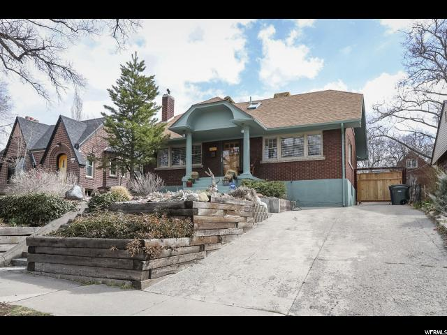 1369 S 1500 E, Salt Lake City UT 84105
