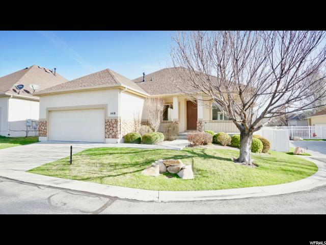 1418 W ENGLISH HOLLY CT, South Jordan UT 84095
