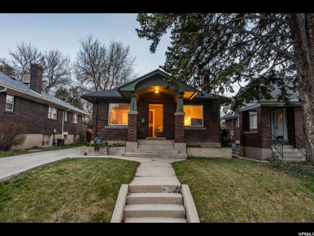 1362 E 1700 S, Salt Lake City, Utah 84105, 5 Bedrooms Bedrooms, ,2 BathroomsBathrooms,Single family,For sale,1700,1590783