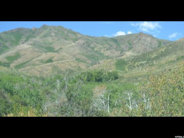 1 S Harker Canyon / Sunday Mine Rd Vernon, UT 84080 MLS# 1591770
