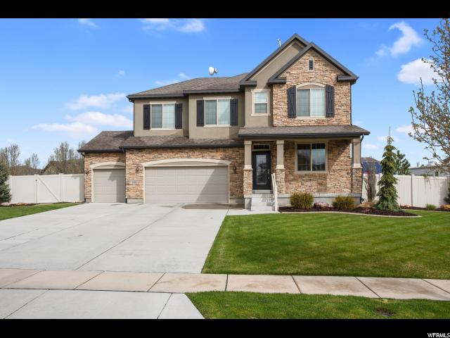 3886 W WINTHROPE DR, West Jordan UT 84088