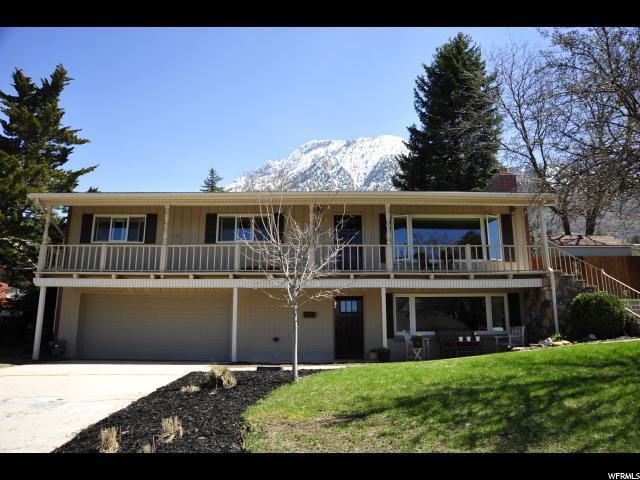 4513 S PARK HILL DR, Salt Lake City UT 84124