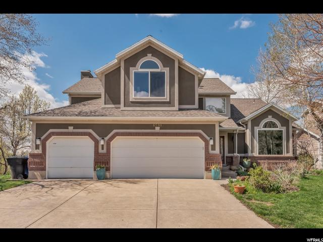 6590 S BOUCHELLE LANE, Cottonwood Heights UT 84121