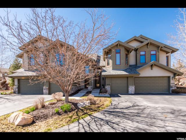 2670 GALLIVAN LOOP Unit 50, Park City UT 84060
