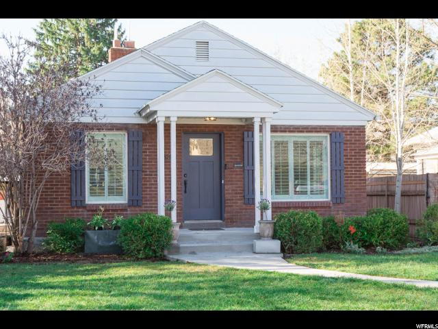 1666 E WESTMINSTER AVE, Salt Lake City UT 84105