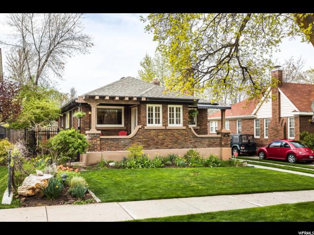 1554 E LOGAN S, Salt Lake City, Utah 84105, 4 Bedrooms Bedrooms, ,1 BathroomBathrooms,Single family,For sale,LOGAN,1595653