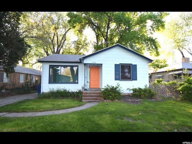 1532 S GREEN, Salt Lake City, Utah 84105, 5 Bedrooms Bedrooms, ,1 BathroomBathrooms,Single family,For sale,GREEN,1600154