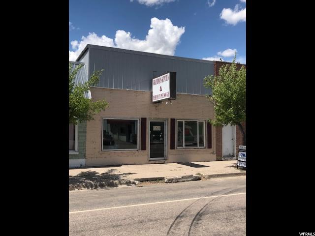 110 Main St. Grace, ID 83241 MLS# 1601210