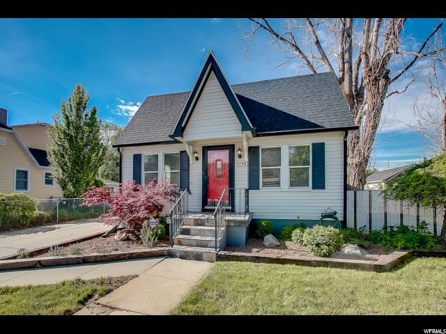 1778 E REDONDO AVE, Salt Lake City UT 84108