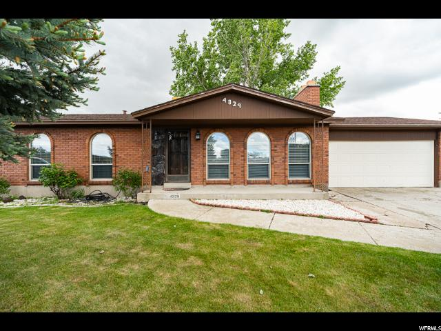 4329 W LOSEE DR, West Valley City UT 84120
