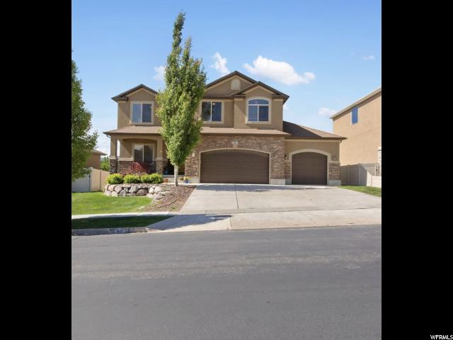 537 W Crenshaw Way Saratoga Springs, UT 84045 MLS# 1603130