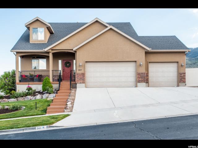 247 W WRANGLER AVE, Saratoga Springs UT 84045