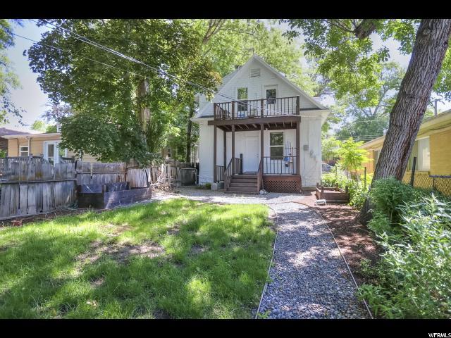 1060 S 900 E, Salt Lake City, Utah 84105, 4 Bedrooms Bedrooms, ,1 BathroomBathrooms,Single family,For sale,900,1608134
