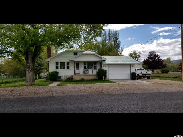 156 E 200 S Fairview Utah 84629 Single Family Homes for Vente