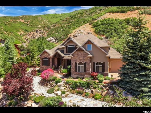 5848 SPRING CANYON RD, Ogden, Utah